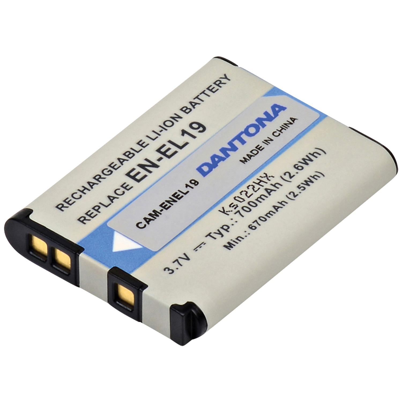 Dantona CAM-ENEL19P CAM-ENEL19P Replacement Battery