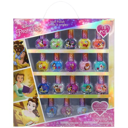 (Disney Princess Mega 18 PK NAIL POLISH)