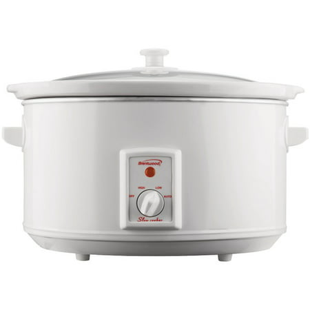 Brentwood® Appliances 8-quart Slow Cooker Brentwood Appliances SC-165W 8-Quart Slow Cooker This brentwood appliances 8-quart slow cooker is a high quality slow cookers item from our housewares & personal care , kitchen appliances & accessories , small appliances & accessories , slow cookers collections .