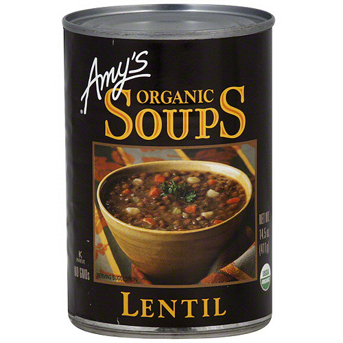 Amy's Lentil Soup, 14.5 oz (Pack of 12)