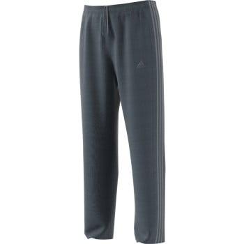 2f9fa0440 adidas Men's Training Climacore 3 Stripe Pants, Collegiate Navy/Grey, Small