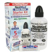 Sinus Rinse Reg Sml Kit 00308 (2 Pack)