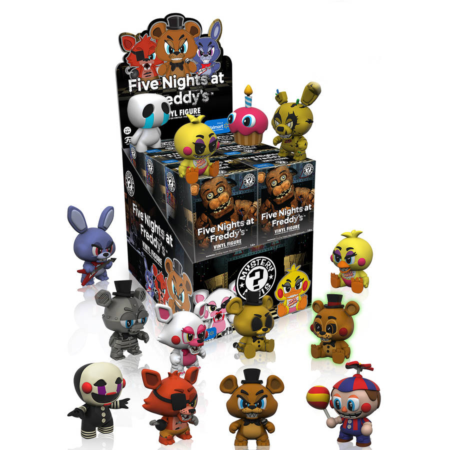One Mystery Figure Mini: Five Nights at Freddy's Box 2