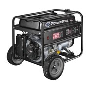 Powerboss 30630 5,250 Watt Gas Powered Portable Generator with Briggs & Stratton Engine