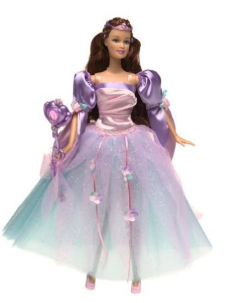 Click here to buy Mattel Barbie Swan Lake Teresa Doll Fairy Queen with Magic Wand by Mattel Brands.