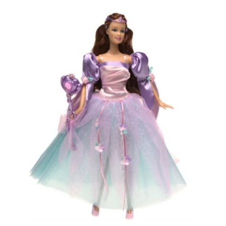 Mattel Barbie Swan Lake Teresa Doll Fairy Queen with Magic (Mattel Magic)