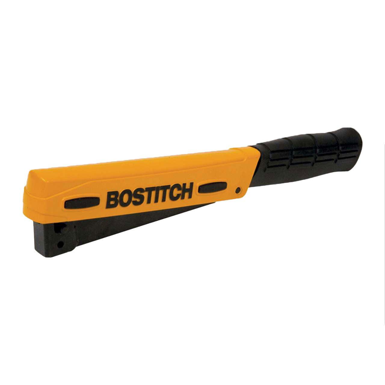 Bostitch Powercrown H30-8 Manual Hammer Tacker Staple Gun Stapler w  Holster by Bostitch