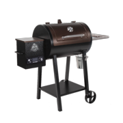 Best Wood Pellet Grills - Pit Boss 440D2 Deluxe Wood Fired Pellet Grill Review
