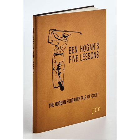 Ben Hogan's Five Lessons: The Modern Fundamentals of Golf - Leather-Bound (Five Lessons The Modern Fundamentals Of Golf)