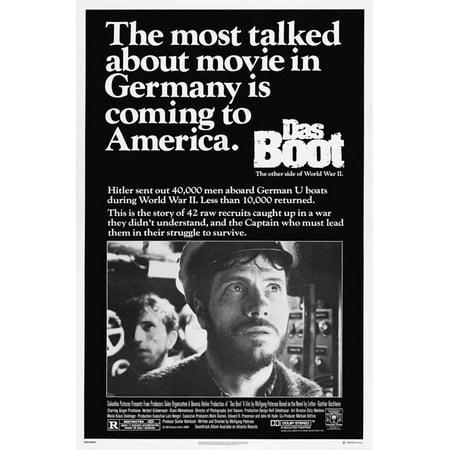 Das Boot POSTER Movie D Mini Promo