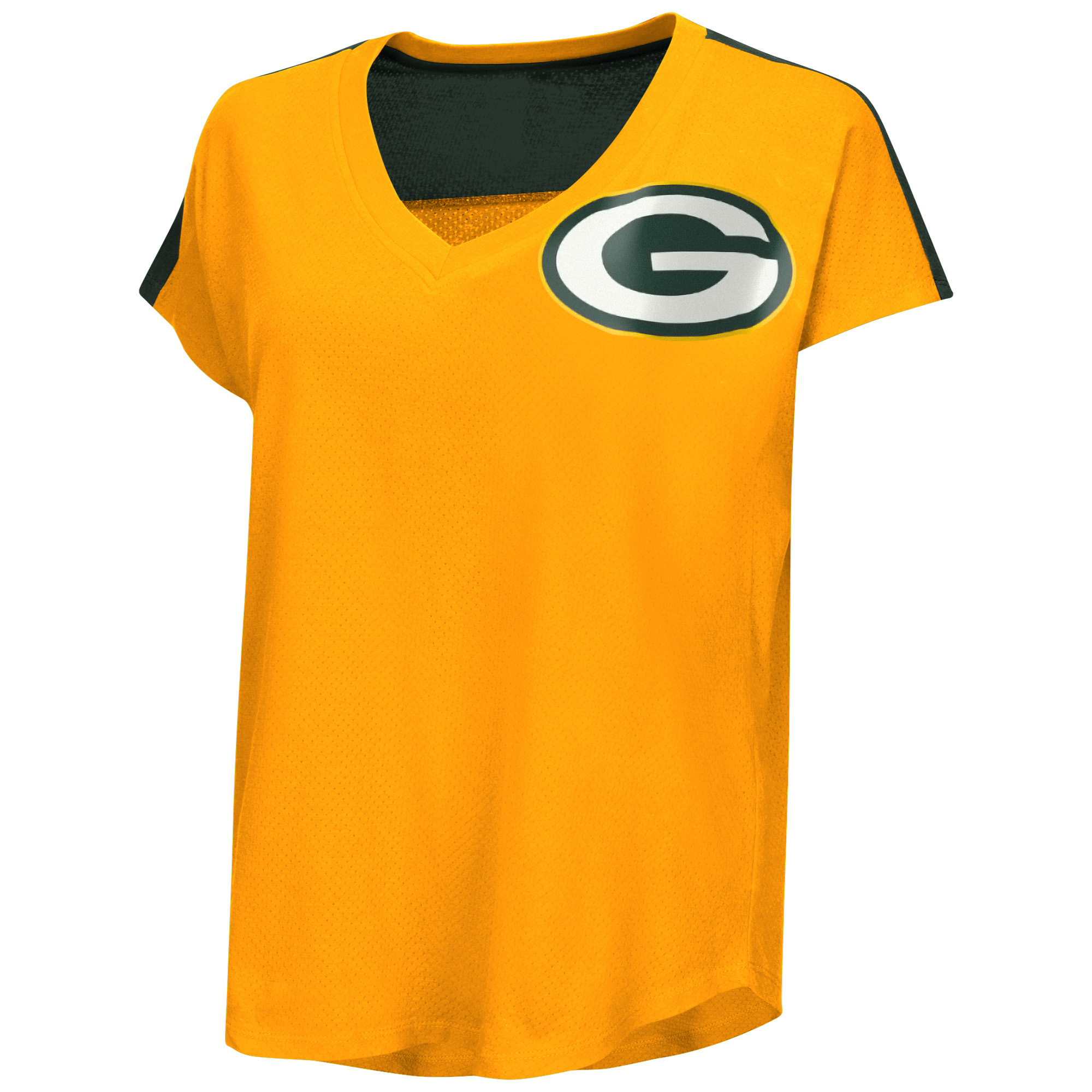 Green Bay Packers First Down Women's Tee