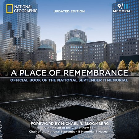 11 National Treasures Autograph (A Place of Remembrance, Updated Edition : Official Book of the National September 11 Memorial )