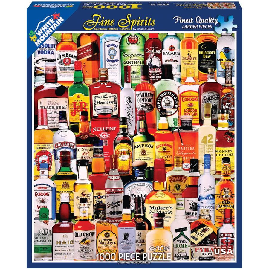 "Jigsaw Puzzle, 1000 Pieces, 24"" x 30"", TV Families"