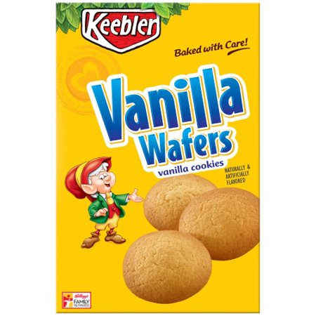 Anl Wafer - Keebler, Vanilla Wafers Cookies