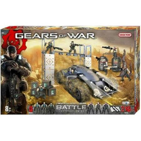 Gears of War Locusts vs Delta Squad Construction Set #0450