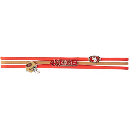- San Francisco 49ers Little Earth Charmed Headband - No Size