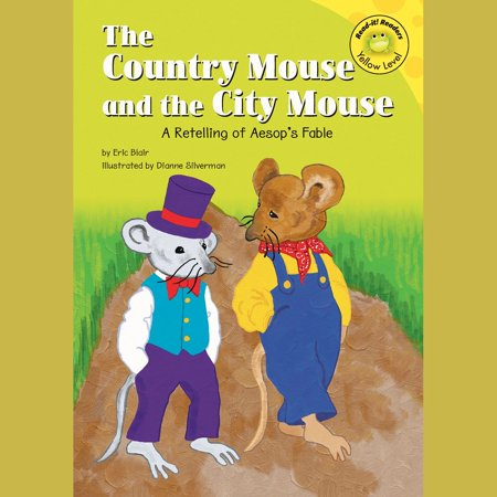 Country Mouse and the City Mouse, The - Audiobook