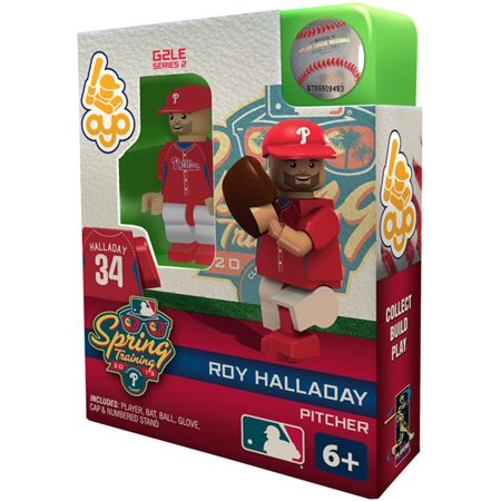 MLB Generation 2 Series 2 Roy Halladay Minifigure [Spring Training]