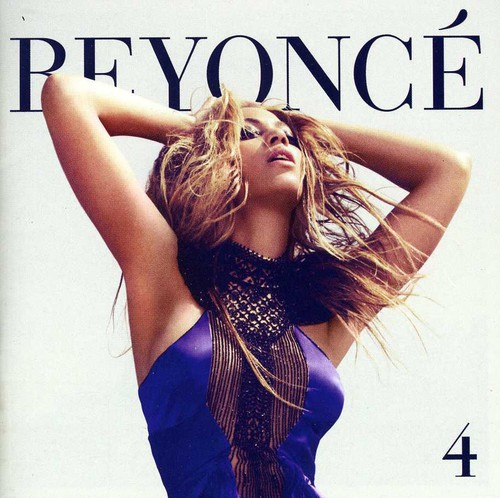 Beyonce - 4 (Deluxe Edition) (CD)