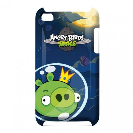 Gear4 Angry Birds Space Case for iPod Touch 4 (King Pig) (Pig Ipod 4 Case)