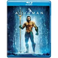 Aquaman (DC) (Blu-ray + DVD + Digital Copy)