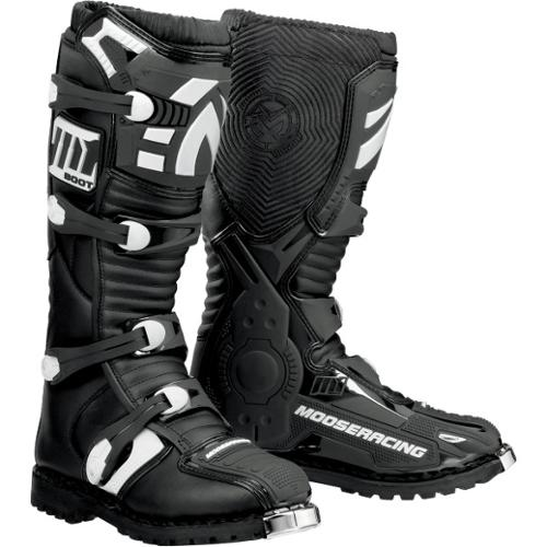 Moose Racing M1.2 ATV Sole Offroad Boots Black 12
