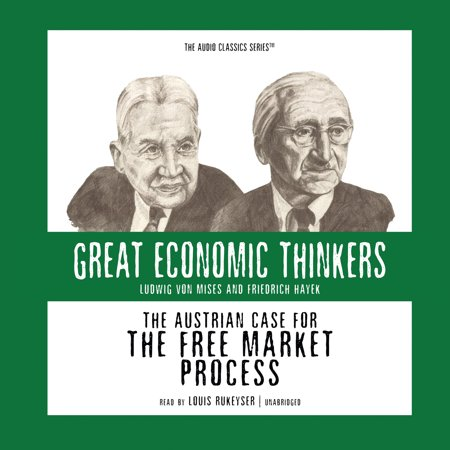 The Austrian Case for the Free Market Process: Ludwig Von Mises and Friedrich Hayek