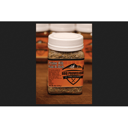 5280 Culinary Prime Rib Rub-A-Dub BBQ Rub Seasoning 10