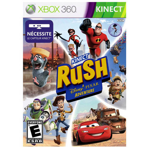 Kinect Rush (Xbox 360) - Pre-Owned
