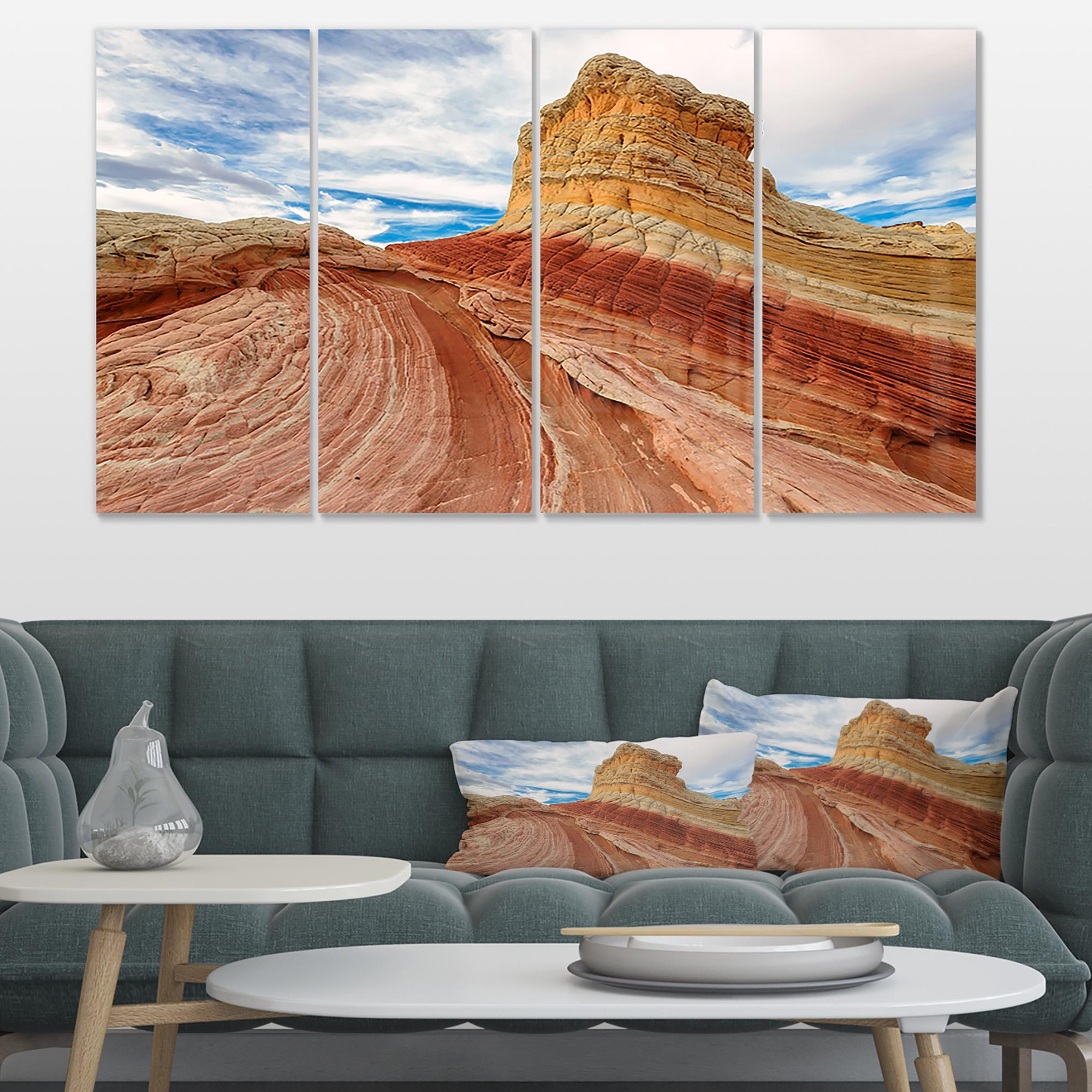Paria Plateau in Northern Arizona - Landscape Canvas Art Print - image 4 of 4