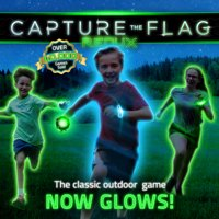Capture the Flag REDUX: a Glow-in-the-Dark Outdoor Game for Groups
