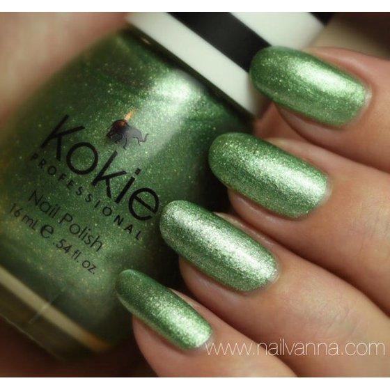 Kokie Professional Glitter Nail Polish \