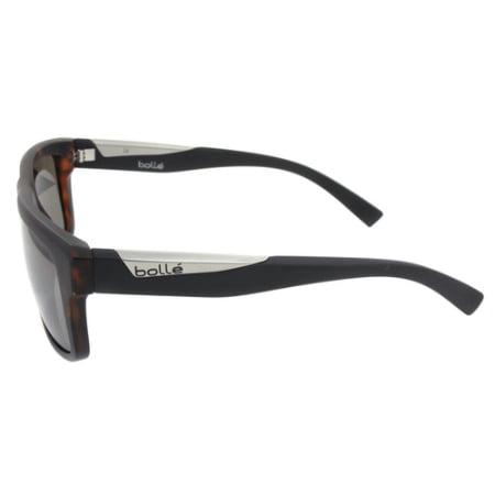 Matte Tortoise Frame w// TNS Gun Lens New Bolle Clint Sunglasses 12095