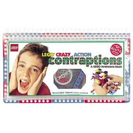 Lego Crazy Action Contraptions: A LEGO Inventions Book (Klutz) Lego Crazy Action Contraptions: A LEGO Inventions Book (Klutz)