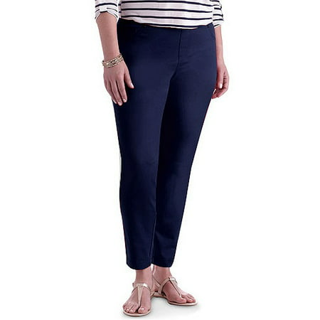 ac6fd5af257 Faded Glory - Women s Plus-Size Denim Jeggings - Walmart.com