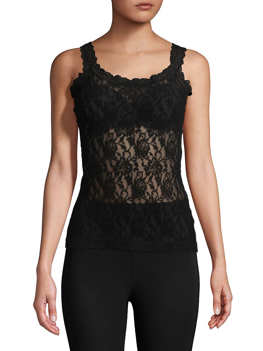 Hanky Panky 1390L Signature Lace Unlined Camisole