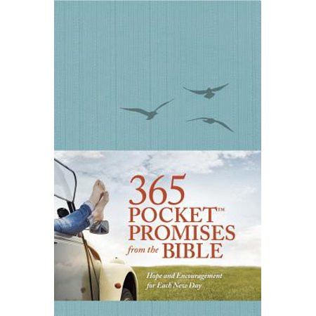 365 Pocket Promises from the Bible : Hope and Encouragement for Each New