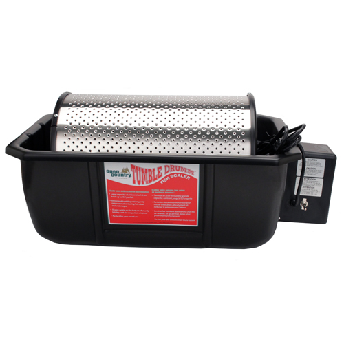Drumm electronic automatic fish scaler with 17 1 2 quot drum walmart com