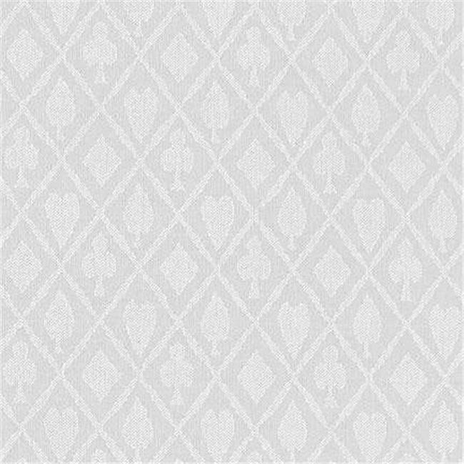 Bry Belly GCLO-154 White Suited Speed Cloth - Polyester, 10Feet x 60 Inches