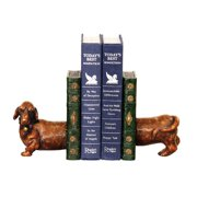 Sterling Pair of Peppy Bookends