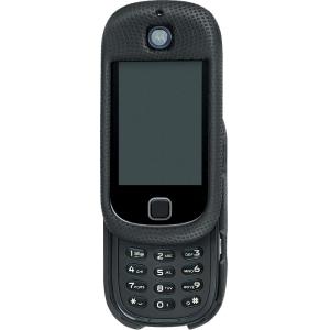 Body Glove Snap On Rubberized Case for Motorola QA4 Halo Evoke - Black
