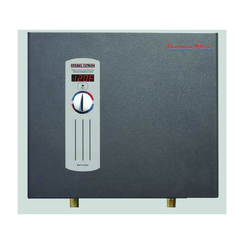 STIEBEL ELTRON Electric Tankless Water Heater,208/240V Tempra 24 Plus