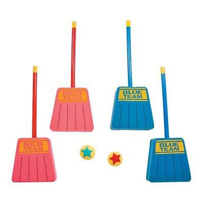 IN-13642807 Broom Hockey Game 1 Set(s) by Oriental Trading Company
