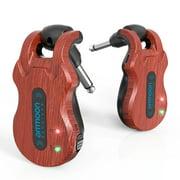 Best Wireless Guitar Systems - ammoon Wireless Guitar System Audio Digital Guitar Transmitter Review