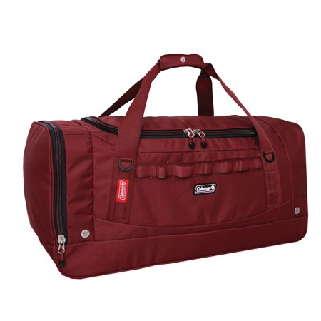 "Coleman 28"" Travel Duffel, Red"