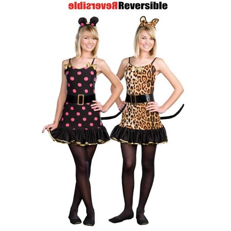 Costumes For All Occasions Rl7743Md When The Cats Away Teen Md - image 1 of 1