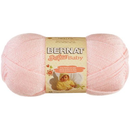 Bernat Softee Baby Yarn Available In Multiple Colors