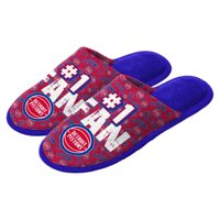 Detroit Pistons Youth Scuff Slide Slippers
