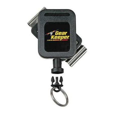 GEARKEEPER RT4-5851 Key Retractor,Belt Clip,36inL