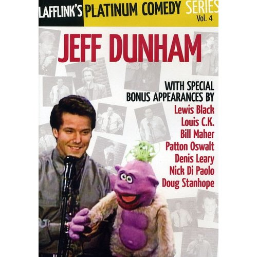 Lafflink's Platinum Comedy Series, Vol.4: Jeff Dunham
